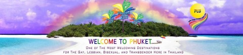 Phuket Gay Pride Website