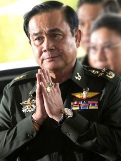Thailand's new leader:  General Prayuth Chan-ocha