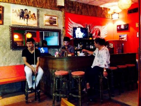 Orion Bar opened int he Kalare Night Bazaar
