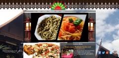 New Website Design for Radchada Garden Café