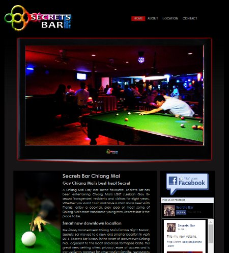 Secrets gay Bar Chiang Mai - New Website