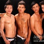 Adams Apple Club boys August-2014