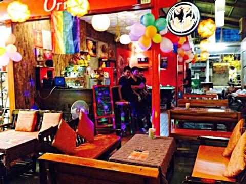 Orion Bar at the Galare Night Bazaar Chiang Mai