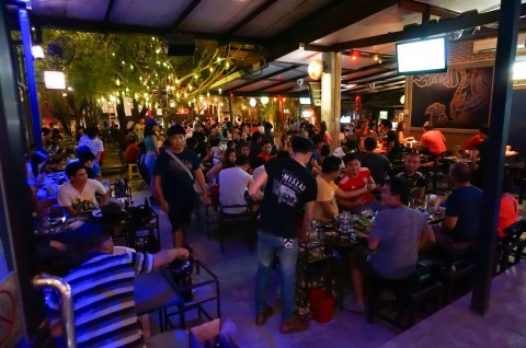 Oxide Pub Chiang Mai