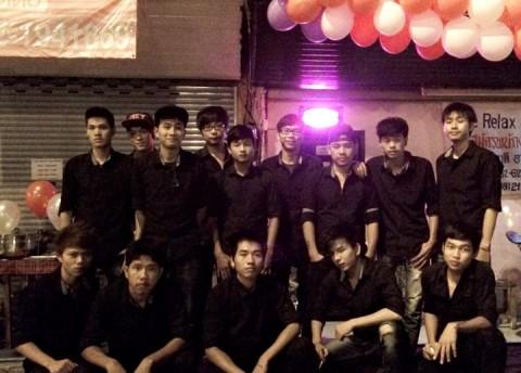 relax karaoke boys