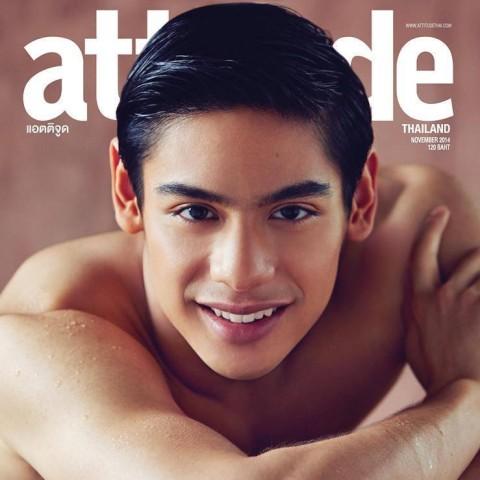 Attitude Gay Thailand Magazine November 2014