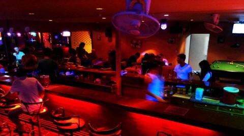 Secrets bar, the new smarter and bigger location