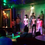 host boys at Free Guy Gay Club Chiang Mai