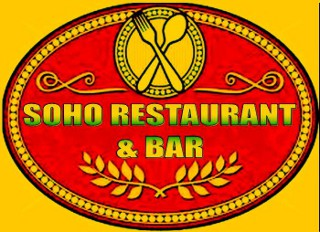 soho bar and restaurant logo