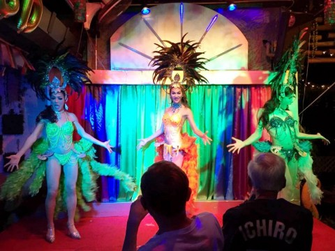 Cabaret Show at Ram Bar Chiang Mai