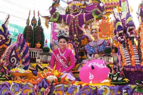 TAT Chiang Mai Flower Festival