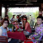Songkran at Radchada Cafe  3