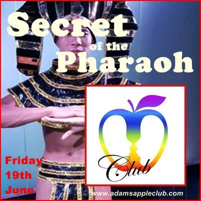 Secret of the Pharoh at Adam's Apple