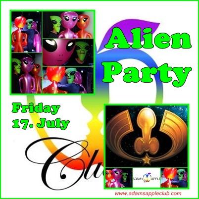 17.07.2015 Alien Party a