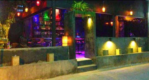 Ram bar on Soi 6 - Chiang Mai's new gay soi