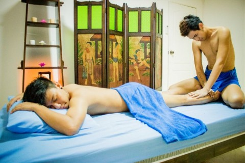 Sexy boys providing a sensual service at Common Massage