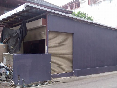 Construction is proceeding well at the new Secrets Bar Chiang Mai