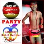 German Unity Party at Adams Apple Club