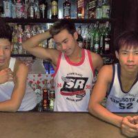 young gay guys at G Bar Chiang Mai