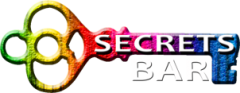 Secrets Gay Bar Logo