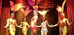 Ram Bar Chiang Mai Cabaret Show banner