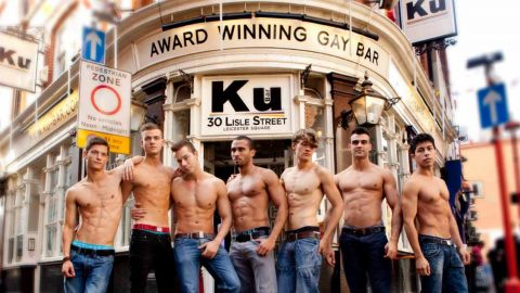 KU Gay Bar london
