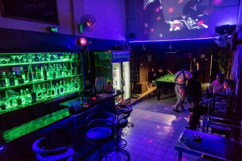 Zanzibar gay Chiang Mai - inside
