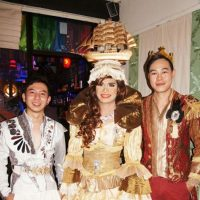 hat queen party at gay ram bar chiang mai