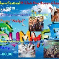 songkran naked gay foram party at club one seven chiang mai