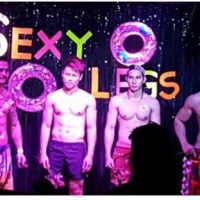 Gay Sexy Legs party at Ram Bar CHiang Mai