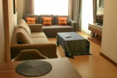 Astra Suite by Club One Seven living area