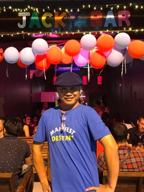 Jacky Chiang Mai Gay Bar