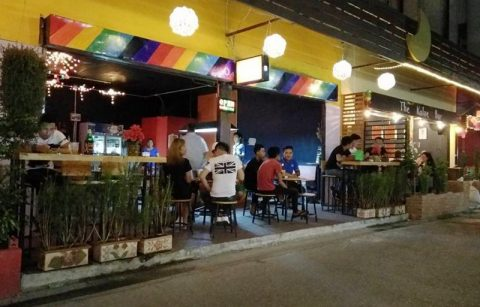 New Orion Gay Bar in Chiang Mai - gay soi 6