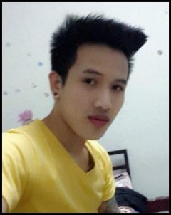 massage boy in yellow shirt massage for men by men in chiang mai