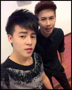 two handsome massuers - common massage chiang mai