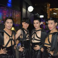 sexy gay show boys at Ram Bar Chiang Mai