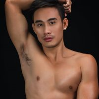 gay thai hunk model Thai Puan