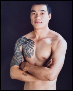 handsome gay masseur in Chiang mai