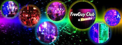 FreeGuy Gay Club Chiang Mai - Banner