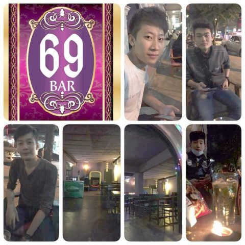 69 bar Chiang Mai - gay bar near soi 6