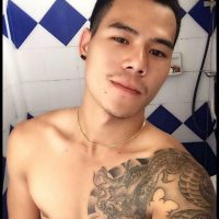 Come shower with me - sexy massage boy in chiang mai