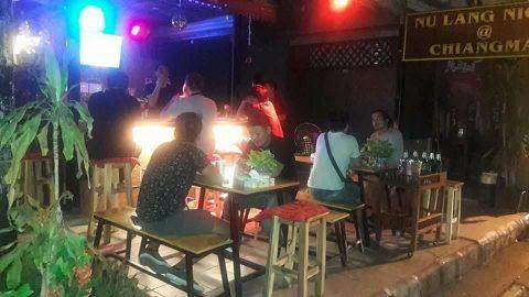 Chaing Mai 19 friendly gay bar in Chiang Mai