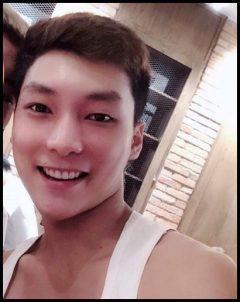 common massage boy cute gay face