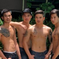 handsome sexy massage men at apollo chiang mai