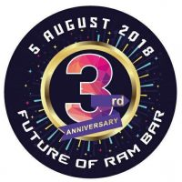 Ram Bar - CHiang Mai's friendliest gay bar - 3rd Anniversary party
