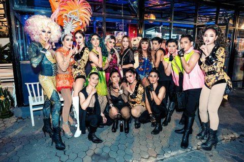 6ixcret Cabaret Show Bar Chiang Mai