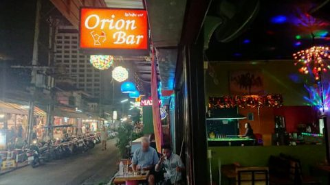 Orion Bar on Gay Soi 6 - Chiang Mai