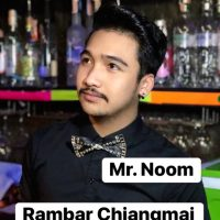 Ram Bar Chiang Mai - Staff Mr Noom