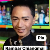 Ram Bar Chiang Mai - Staff Mr Pla