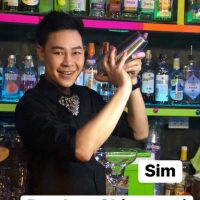 Ram Bar Chiang Mai - Bartender Mr Sim